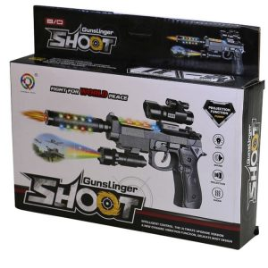Toy Special Forces Pistol